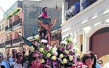 Tudela festeja a San Roque por partida doble