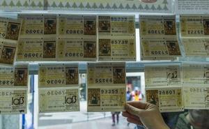La Lotería Nacional reparte 1,8 millones de euros en Valladolid