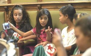 13.000 euros para los proyectos de acogida temporal de niños saharauis en Palencia