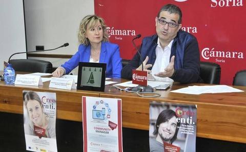 La mujer que crea una empresa en Soria lo hace a través del autoempleo, tiene mediana edad y estudios superiores