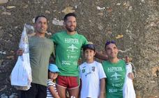 Alberto Marcos y Laura Gutiérrez se imponen en la V Carrera Popular de Aldehuela de Yeltes