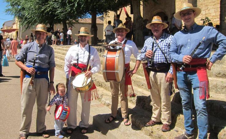 XX Mercado artesanal de Tierra de Campos de Tordehumos