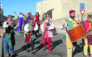 Cuéllar revive su espléndido pasado medieval ligado a las tres culturas