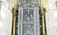La joya de San Eutropio, con 500 años de historia, vuelve a lucir