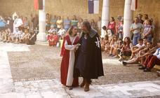 Boda de doña Urraca y don Alfonso el batallador en Monzón