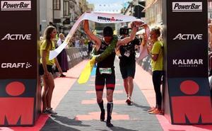 Clemente Alonso McKernan vuelve a un Ironman de Kalmar que ya conquistó en 2017