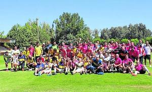 Cuenca de Campos vibra con el Boca Juniors