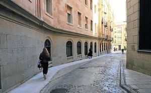 Las obras para mejorar la accesibilidad de la calle Especias de Salamanca salen a licitación