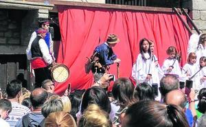 El Bien se impone de nuevo al Mal en la tradicional Loa de La Alberca