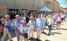 José Angel Alonso anima en Tordehumos a explotar de forma conjunta el patrimonio