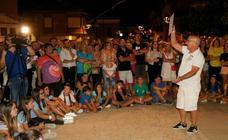 Noche teatralizada en Villamuriel