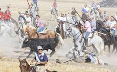 Encierro en Aldemayor de San Martín