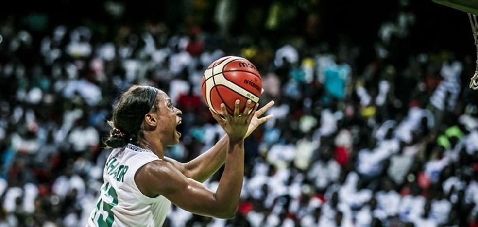 Akhator, del CB Avenida, busca hoy el Afrobasket con Nigeria
