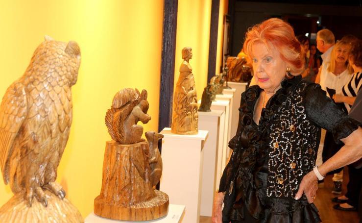 Exposición en el museo del Cerrato
