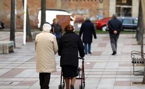 Más de 18.000 vallisoletanos se encuentran al borde de la jubilación