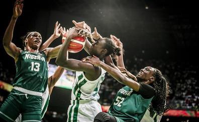 Evelyn Akhator, del CB Avenida, conquista el Afrobasket con Nigeria como máxima anotadora de la final