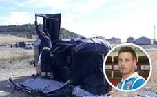 El jugador del Atlético Valladolid Miguel Camino, herido grave en un accidente de tráfico