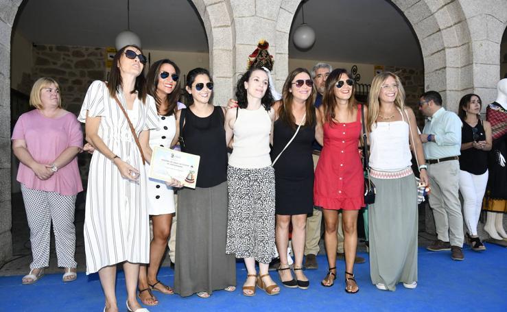 Medio siglo de damas en El Espinar