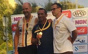 José María de Castro, campeón de España de Maratón