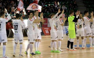 La plantilla del Segovia Futsal cobrará cinco meses de sueldo
