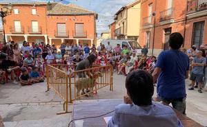Tiedra recauda 3.000 euros para su ermita con la tradicional subasta de las corderas