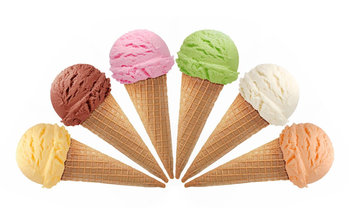 El valor nutricional del helado
