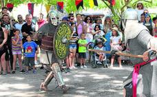 La fiesta mudéjar de Cuéllar mantiene su poder de convocatoria con miles de visitantes