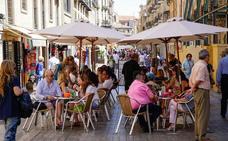 Las familias salmantinas gastan 2.406 euros anuales de media en comer fuera de casa