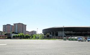 El Ayuntamiento pintará las plazas del aparcamiento de la Plaza de Toros de Palencia