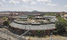 Saravia visitará este martes el antiguo Depósito de Locomotoras para ver la mejor opción para su conservación