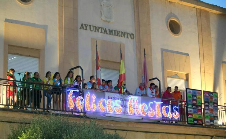 Despedida de las Fiestas Botijeras en Dueñas