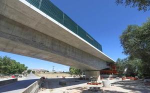 Las obras del Ave en Burgos no finalizarán hasta bien entrado 2020