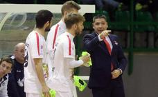 Diego Gacimartín denuncia en el juzgado siete meses de deuda del Segovia Futsal