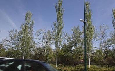 Las multas por pasar el semáforo en rojo suben el 43% en el primer semestre del año en Valladolid