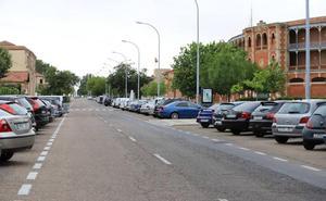 La avenida de la Merced contará con un nuevo carril bici tras su remodelación