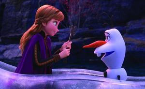 Anna y Elsa se pasan al pantalón vaquero
