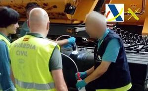 Destapan un fraude de 120.000 euros en el uso de gasóleo bonificado agrícola en Valladolid