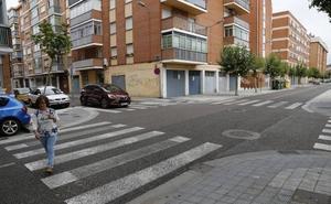 El Ayuntamiento elevará doce pasos de peatones que se consideran «peligrosos»