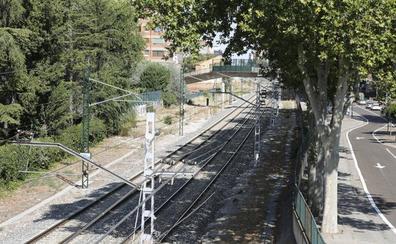 La Policía de Palencia encuentra al agresor de la catana arrollado por un tren