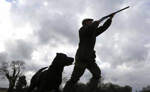 Un cazador hiere de gravedad a otro en un coto de Congosto de Valdavia