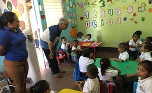 Fernando Sánchez llega a Nicaragua desde Tamames con su objetivo no sólo conseguido sino superado