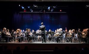 La Banda de la Escuela Municipal de Música de Valladolid acompañará las fiestas