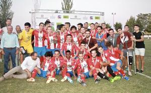 El Tordesillas remonta y se lleva el XXIV Trofeo Diputación