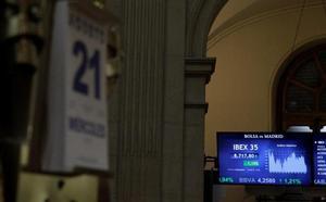 Italia y la economía americana propician el rebote