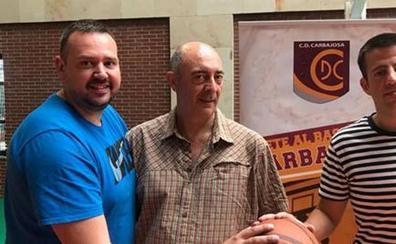 Isidro Álvarez, nuevo director técnico de la cantera del CD Carbajosa Basket