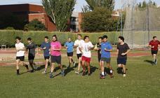 Pretemporada del Palencia rugby club