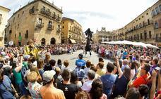 El público de la Feria de Teatro de Ciudad Rodrigo es fiel y el 61% repite