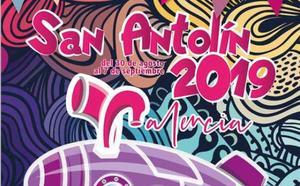 Programa de fiestas de San Antolín en Palencia 2019. Miércoles, 4 de septiembre