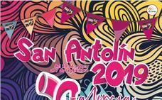 Programa de fiestas de San Antolín en Palencia 2019. Domingo, 8 de septiembre