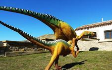 La magia de los dinosaurios